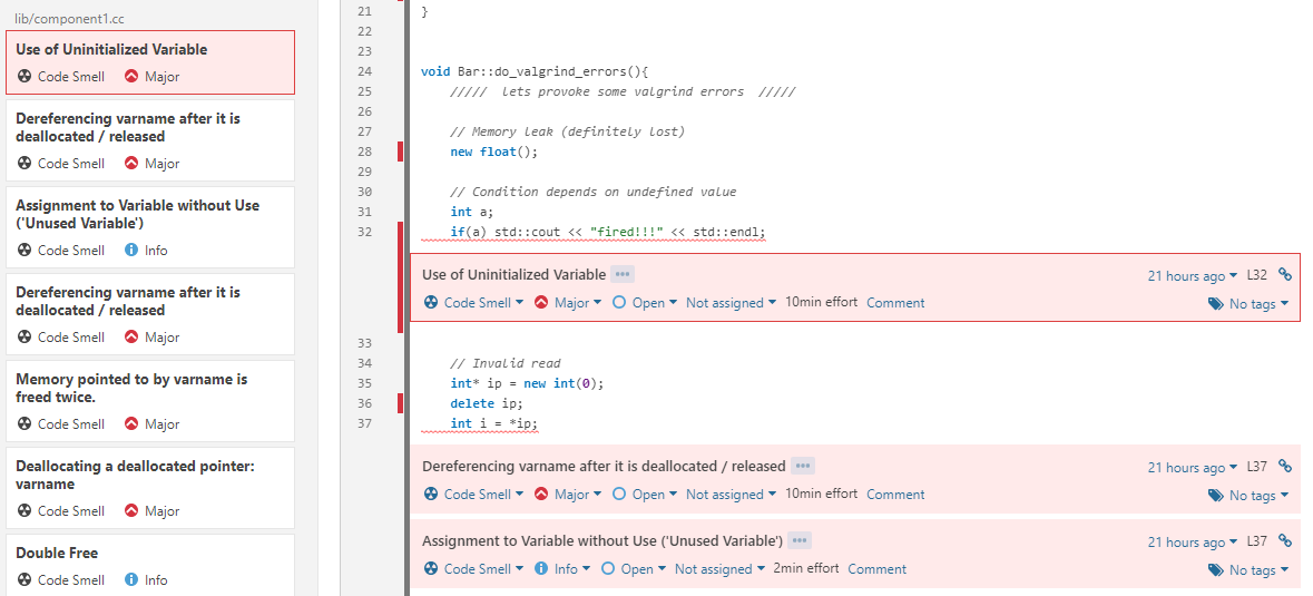 CppDepend SonarQube Light Integration